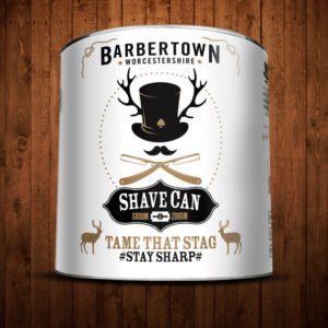 Shaving Man Can – To Tame The Stag In Your Life