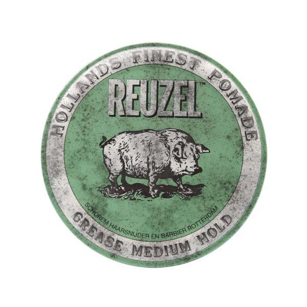 """Reuzel Green """"Grease"""" Pomade (113g)"""