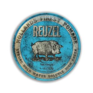 "Reuzel Blue ""Strong Hold"" Pomade (113g)"