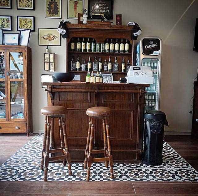 Malvern-bar