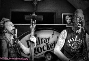 The Del Ray Rockets Annual Xmas Party