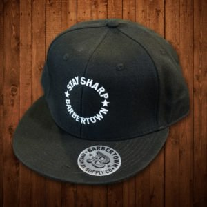Barbertown Snapback Cap