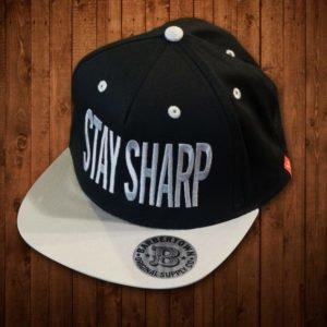 Barbertown Contrast Snapback Cap