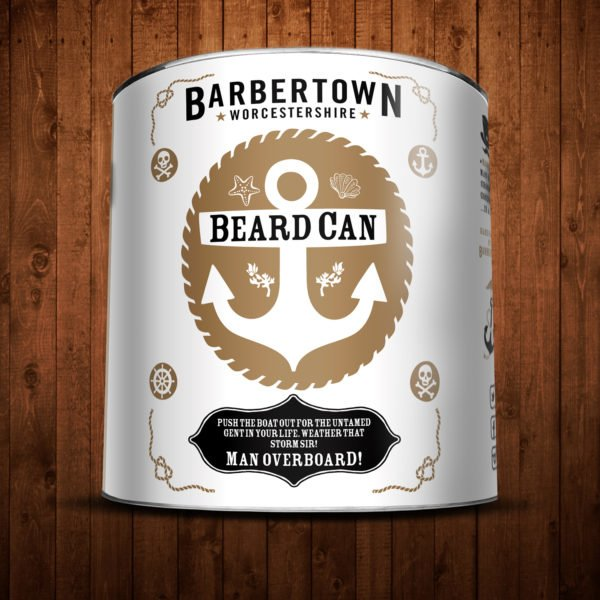 Beard Man Can - For The Bearded Gent In Your Life